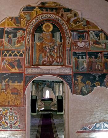 Дават 35 хил. за църквата на Кремиковския манастир