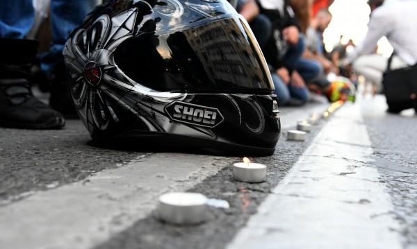 Синът на сгазените мотористи: Просто това е България!