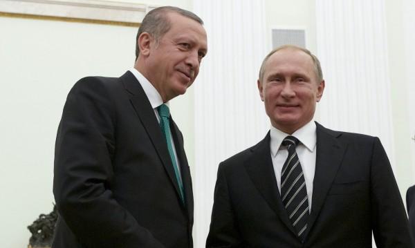 Ердоган отива при Путин, топят леда на живо