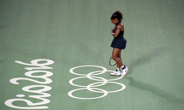 Поредна сензация от Рио: И Серина Уилямс стегна куфарите