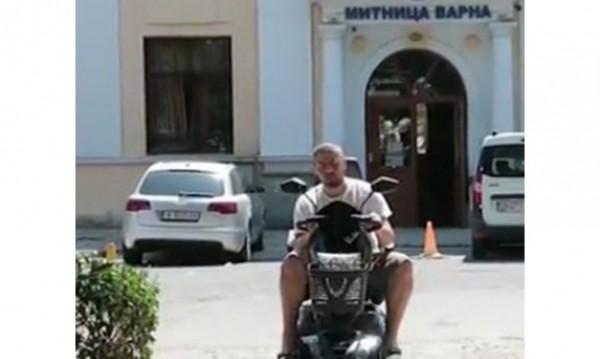 Държавата иска 1 200 лв. мито за дарена инвалидна количка