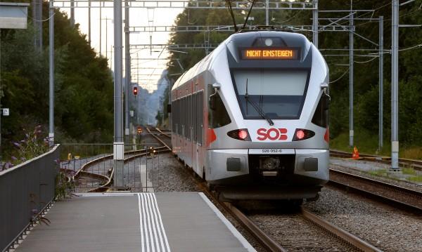 Ранена при нападението в швейцарски влак издъхна
