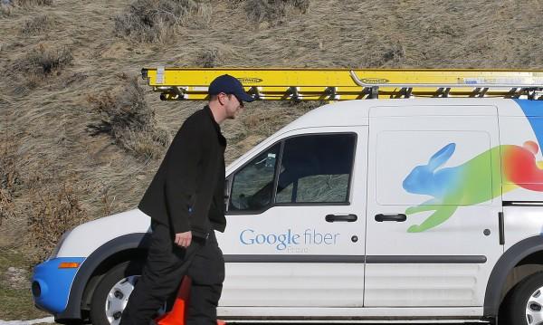 Оптичният интернет на Google пред задънена улица?