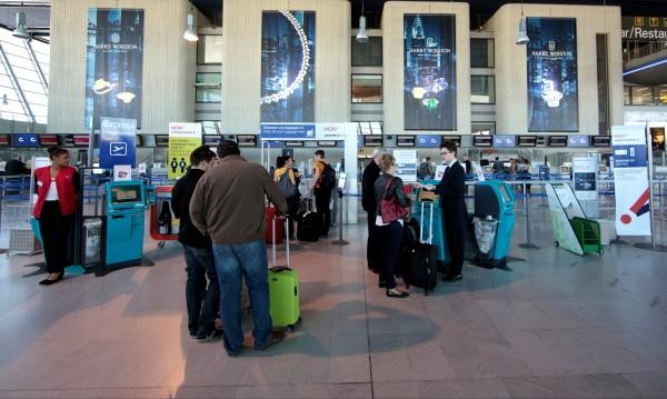 Евакуираха терминал на летището в Ница