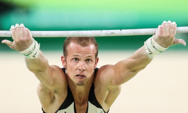 Германец взе злато в Рио, поиска си... висилката