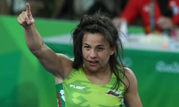 Ели Янкова искала да покаже, че не е турист в Рио