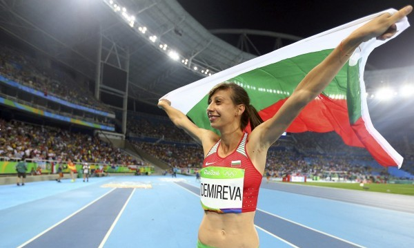 Мирела Демирева от малка искала медал от Олимпиада
