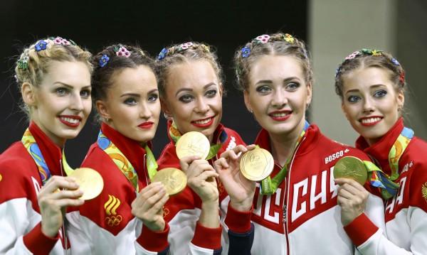 Медведев за олимпийците: Молодцы!