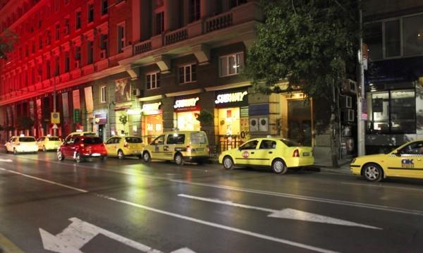 Менте таксита много, но трудно се залавят
