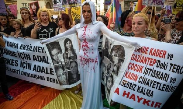 Убит трансексуален в Истанбул – поредната низвергната свобода