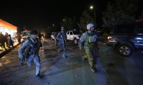 Нападение срещу Американския университет в Кабул