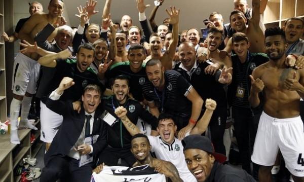 Лудогорец –  Кралете на футбола на Балканите