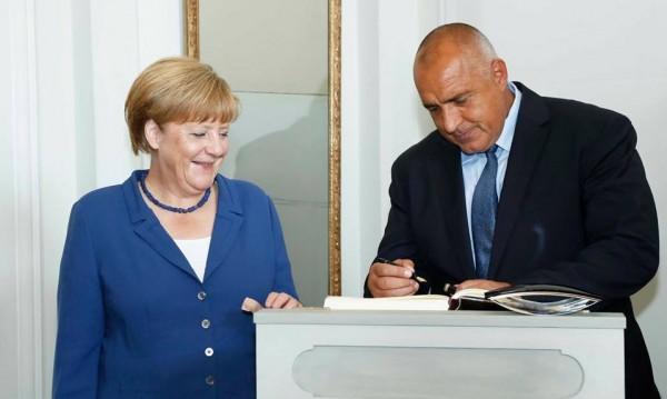 Борисов поиска Шенген и еврозона за България
