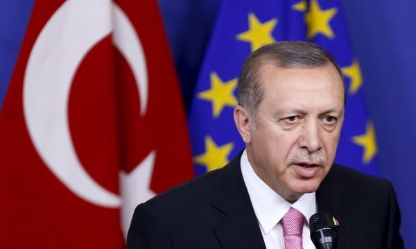 Турция няма да влезе в ЕС при управлението на Ердоган!