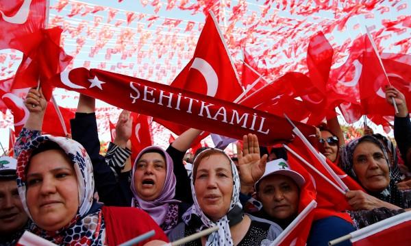 От ЕП категорични: Турция не е готова за членство в ЕС!