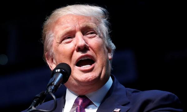 Доналд Тръмп с изненадващо посещение в Мексико