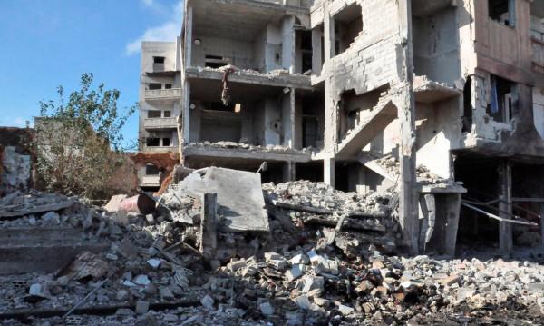 Бомби разтърсиха части от Сирия под правителствен контрол