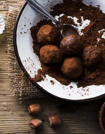 Рецептата DNES: Шоколадови трюфели