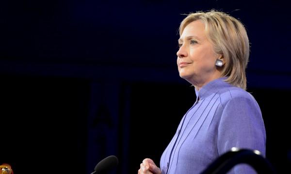 Хилари Клинтън напуснала церемонията за 11.09 по-рано