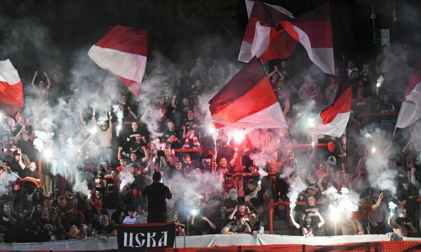 Ултраси на ЦСКА-София се канят да събличат