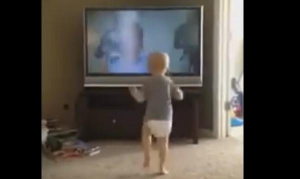 Бебе Балбоа – най-големият фен на Роки