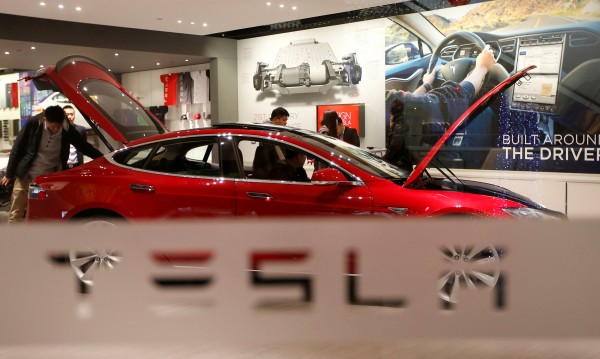 Китайският натиск над Tesla се засилва