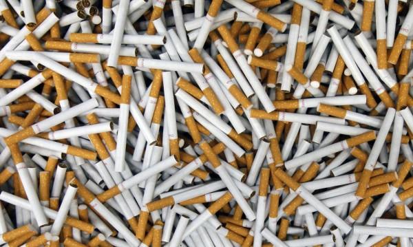 Осъдиха 70-годишна за цигари без бандерол