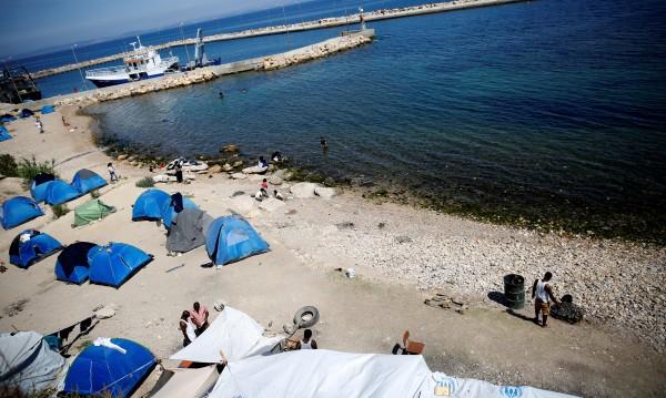 Рязко увеличение на мигрантите на гръцките острови