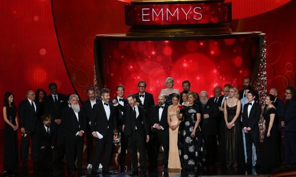 """""""Игра на тронове"""" влезе в историята с 38 награди """"Еми"""""""