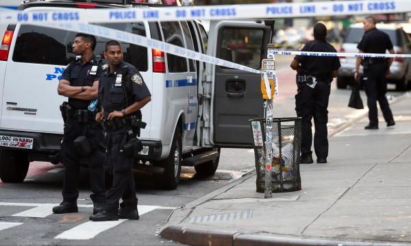 Извършиха контролирана експлозия в Ню Джърси