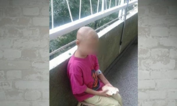 Тъжен и сам... Кой изостави онкоболно дете в болница?
