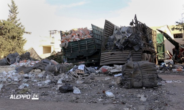 ООН спира всички хуманитарни конвои в Сирия