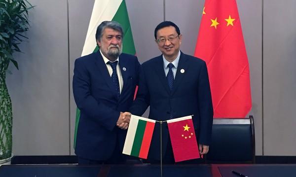 Българската култура е уникална, да я покажем в Китай!