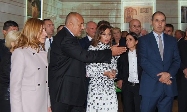 Борисов: Мюсюлмани изграждат църкви, ние поддържаме джамии
