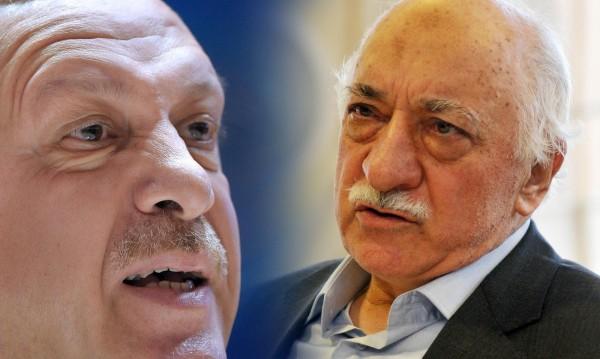Контраудар! Гюлен обвини Ердоган за пуча в Турция