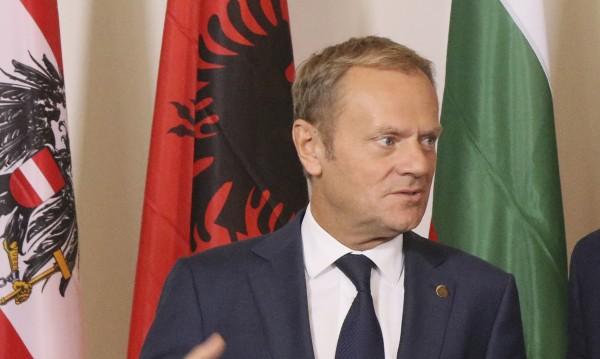 Туск: Балканският маршрут трябва да бъде затворен завинаги