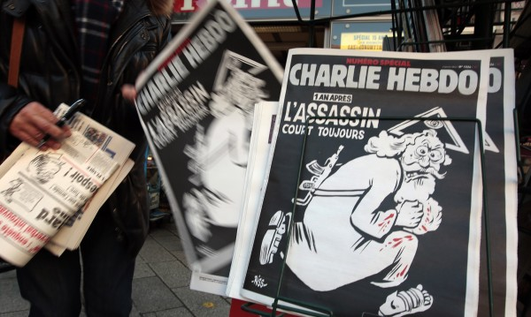 """Радваше се, а? Иракчанин на съд, похвалил атаките в """"Шарли Ебдо"""""""