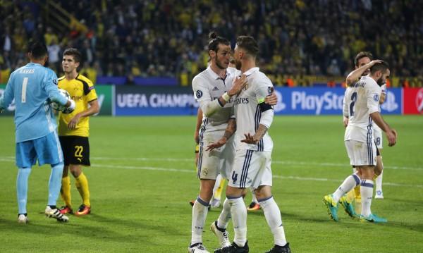 Дортмунд и Реал свършиха наравно след голов трилър