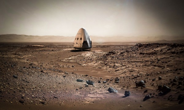 Възможно: Пращаме 1 милион души на Марс до 100 години