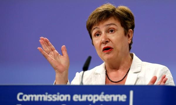 Кабинетът издигна Кристалина Георгиева за шеф на ООН