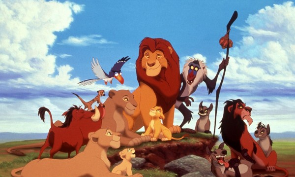 """Disney подготвя игрален """"Цар Лъв"""""""