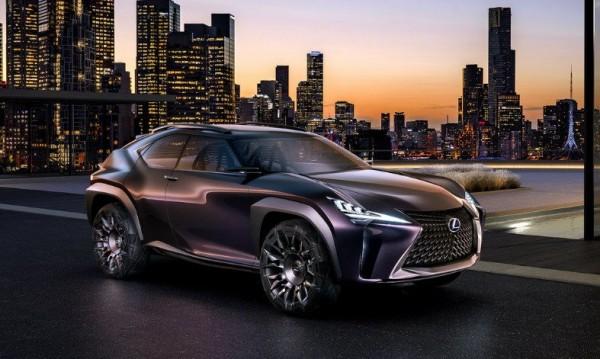 Lexus сътвори SUV с кинетични седалки
