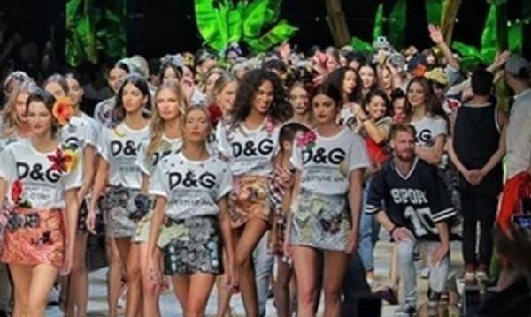 Dolce & Gabbana на Седмица на модата в Милано