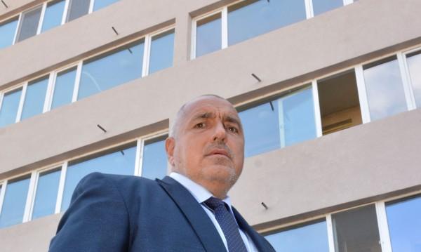 Борисов замълча. Не издаде кандидата на ГЕРБ