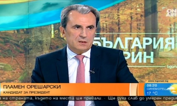 #КОЙ издигна Орешарски? Как кой, той сам!