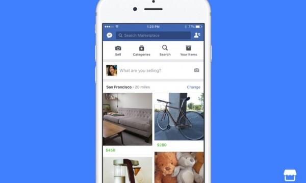 Facebook спира Marketplace, мъже продавали гаджетата си!