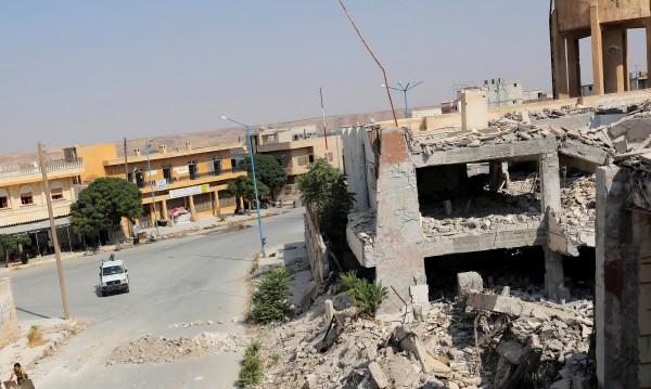 25 сирийски бунтовници убити при нападение на сирийско-турската граница