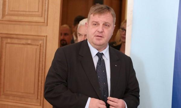 Каракачанов: Кристалина да подаде оставка веднага