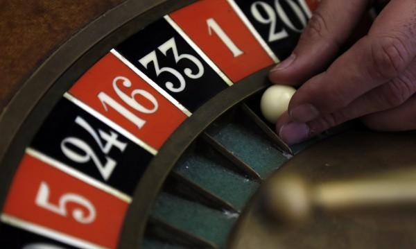 Мъж стреля в казино, трябвали му пари