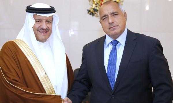 Партнираме си със Саудитска Арабия в туризма